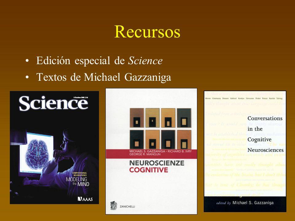 Edición especial de Science Textos de Michael Gazzaniga