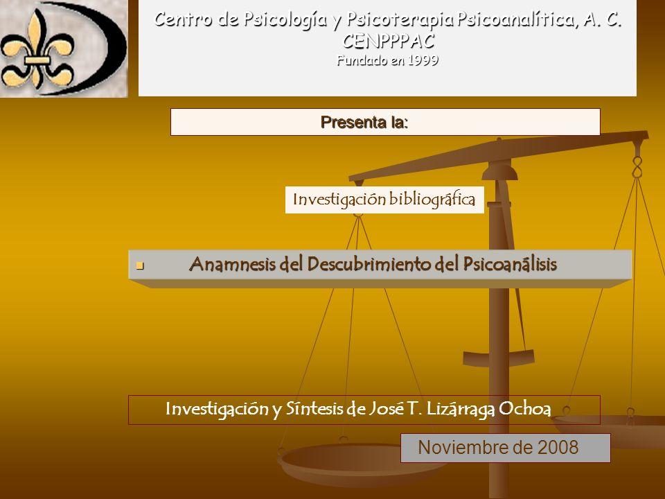 Centro de Psicología y Psicoterapia Psicoanalítica, A.