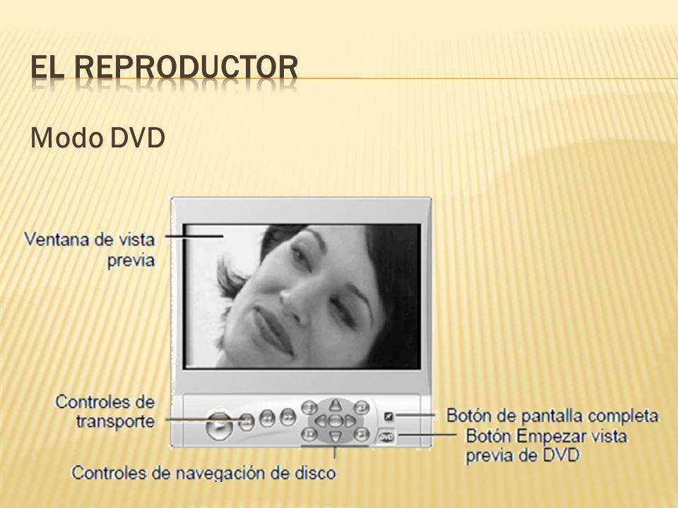 Modo DVD