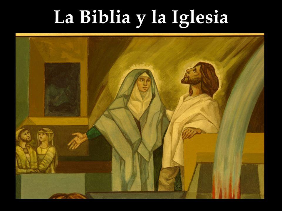 La Biblia y la Iglesia