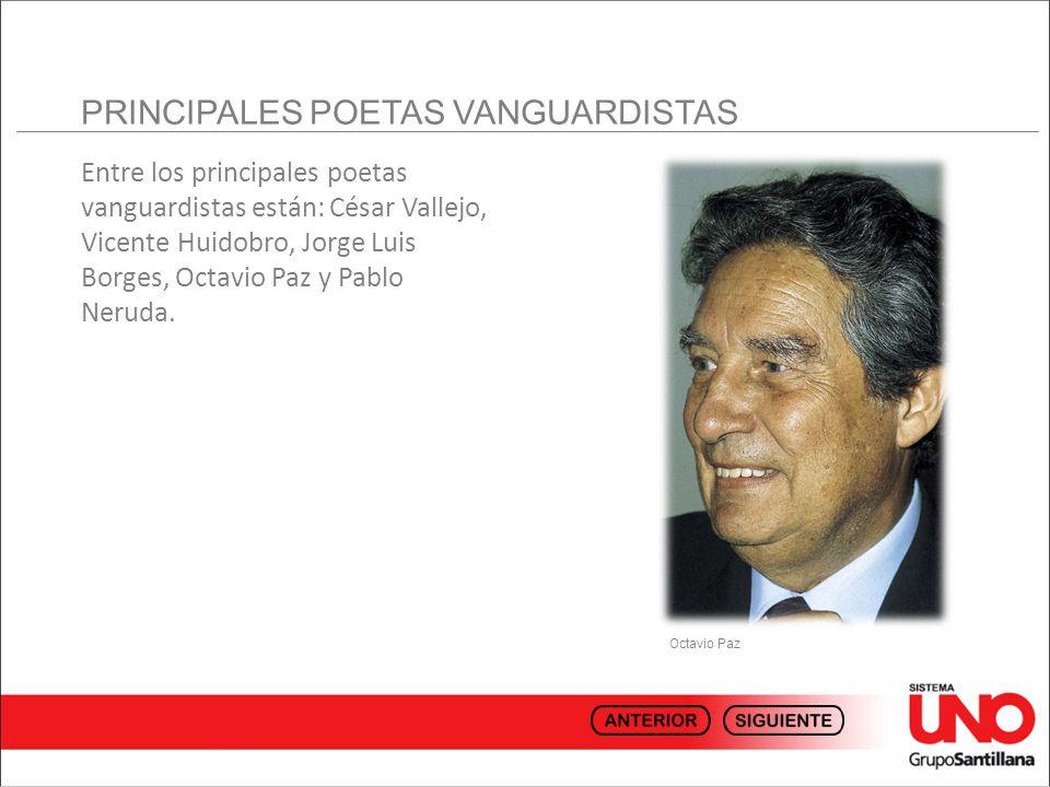 Es considerado uno de los grandes poetas de la literatura de Vanguardia.