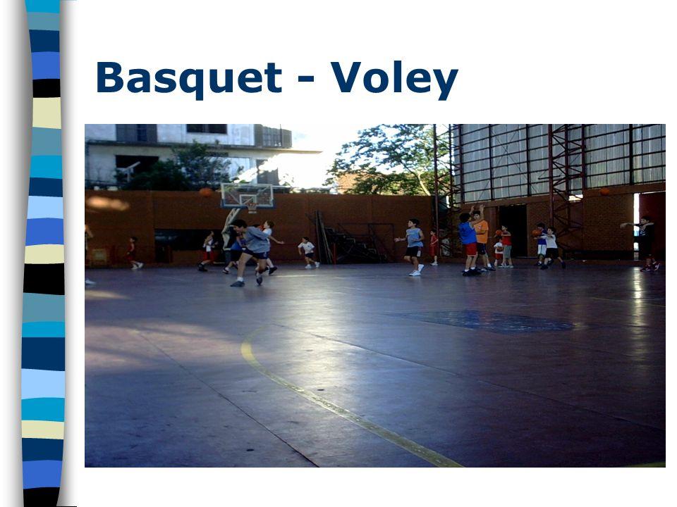 Basquet - Voley