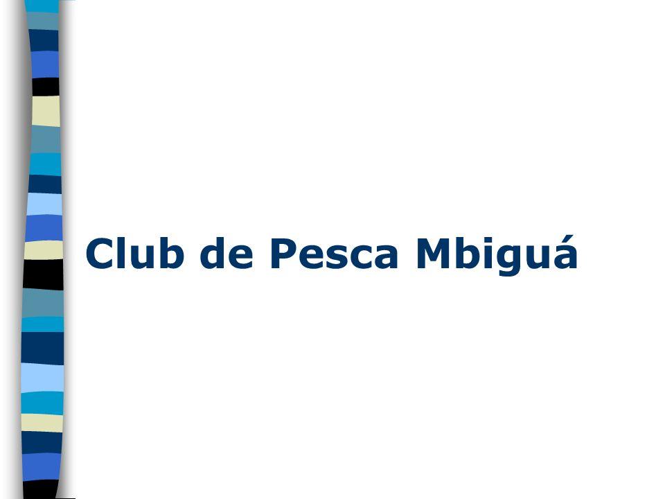 Club de Pesca Mbiguá