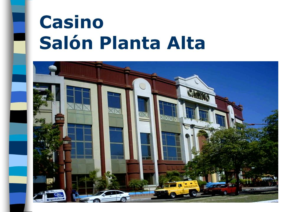 Casino Salón Planta Alta