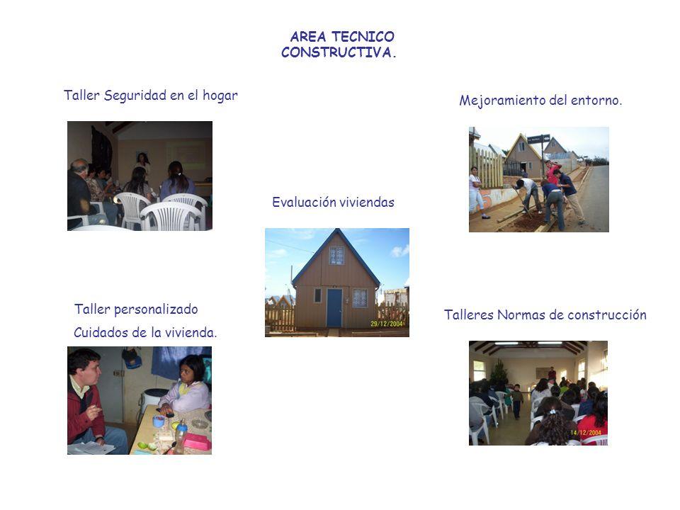 PROGRAMA VIDA EN COMUNIDAD GOBIERNO DE CHILE MINISTERIO DE VIVIENDA Y URBANISMO SERVIU REGION DEL BIO BIO