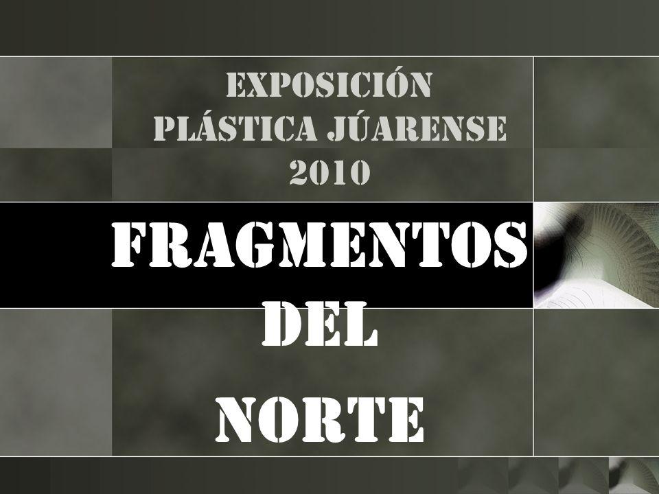 Exposición plástica júarense 2010 Fragmentos del norte