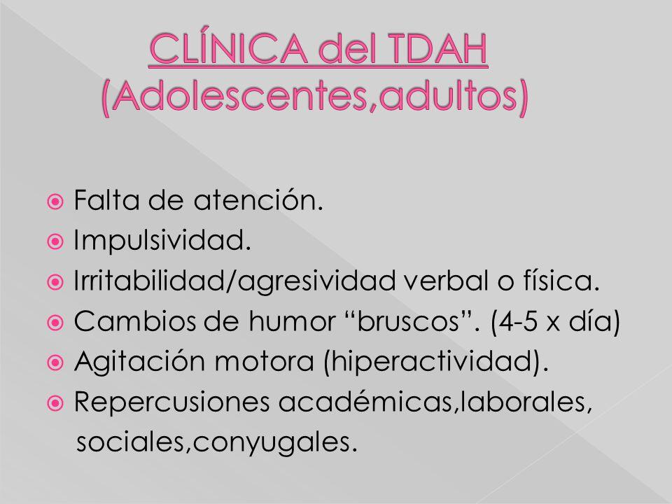 Es parte fundamental de todo tratamiento con adolescentes.