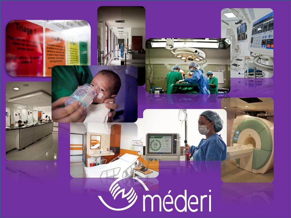 Hospitales Méderi
