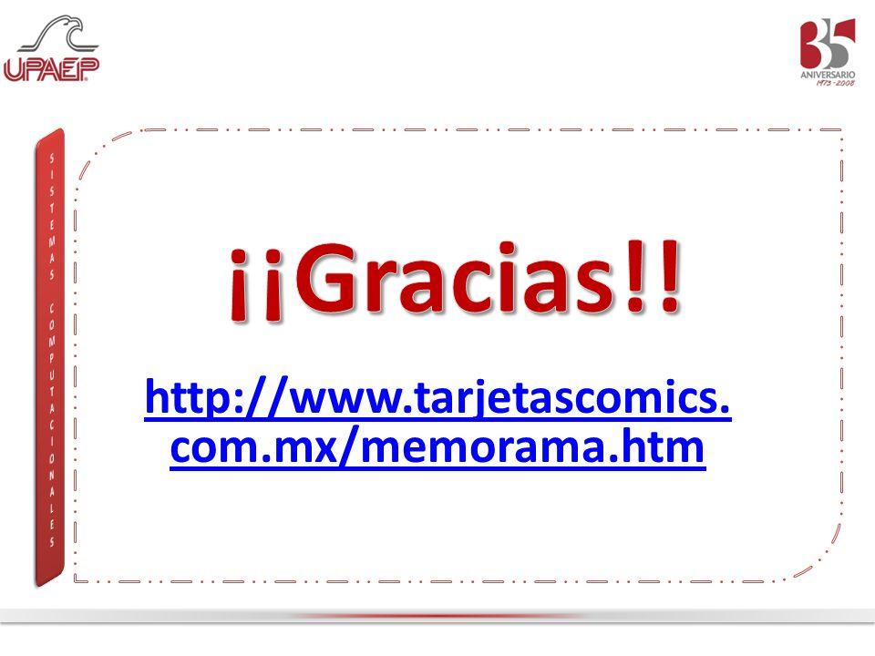 http://www.tarjetascomics. com.mx/memorama.htm