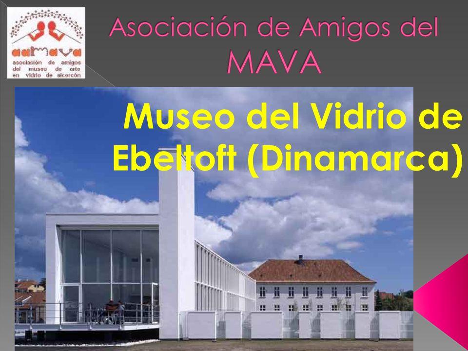 Museo del Vidrio de Ebeltoft (Dinamarca)