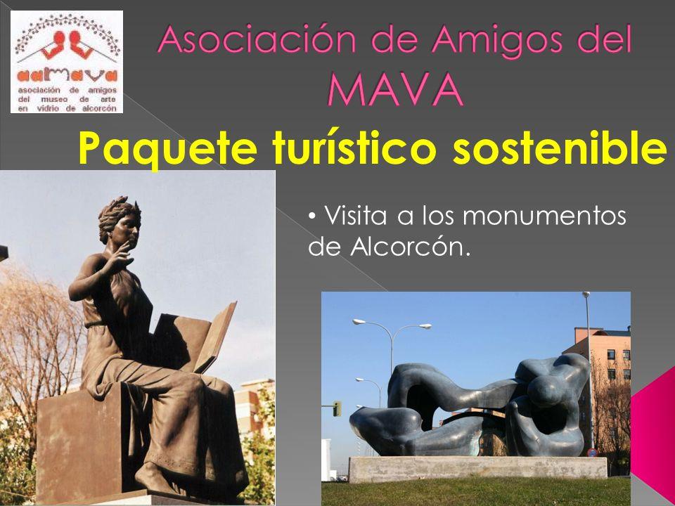 Visita a los monumentos de Alcorcón. Paquete turístico sostenible