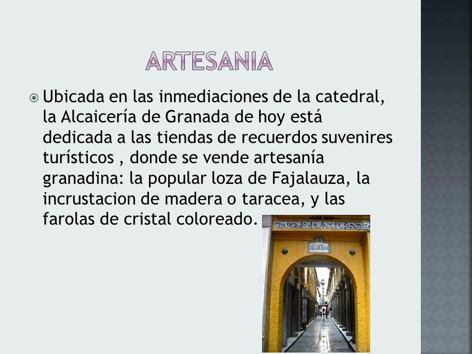 Granada corresponde a un conjunto de platos y costumbres culinarias que pueden encontrarse en muchas provincias españolas.