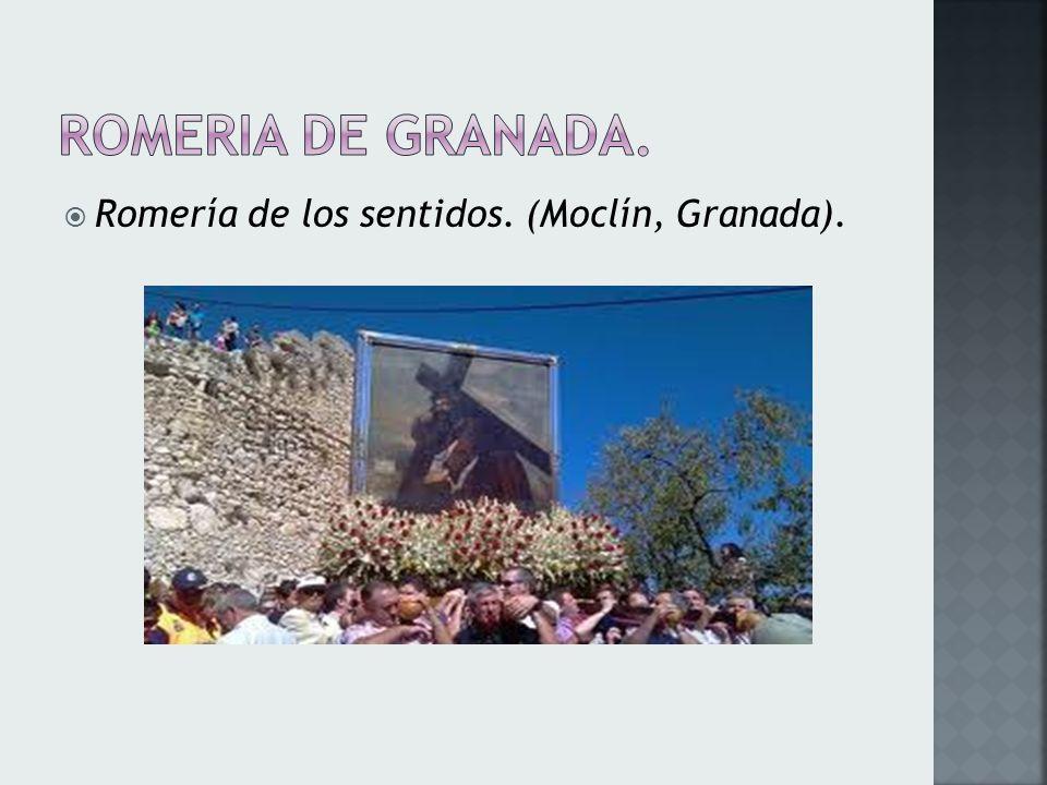 Feria de Granada.