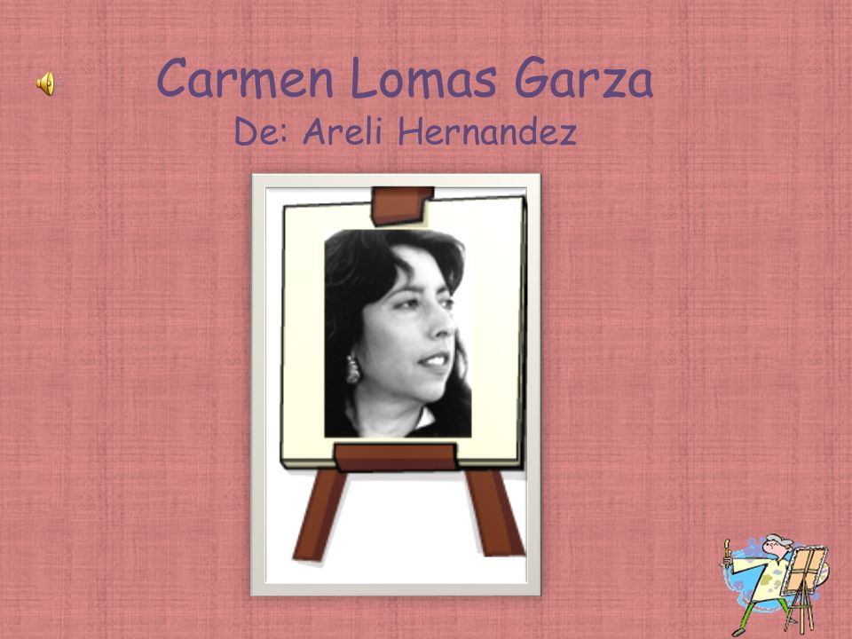 Pinturas De Carmen Lomas Garza Heaven and Hell ll 1991 Alkyd and Oil on canvas 36 x 48 inches #PA048 Una Tarde / One Summer Afternoon 1993 Alkyd on canvas 24 x 32 inches #PA051