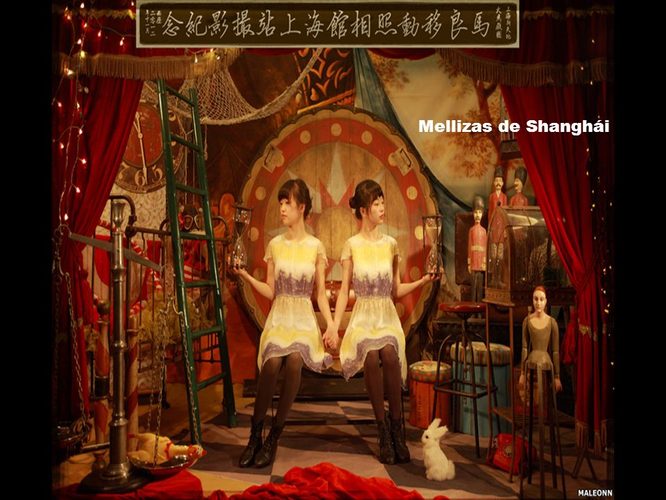 Mellizas de Shanghái