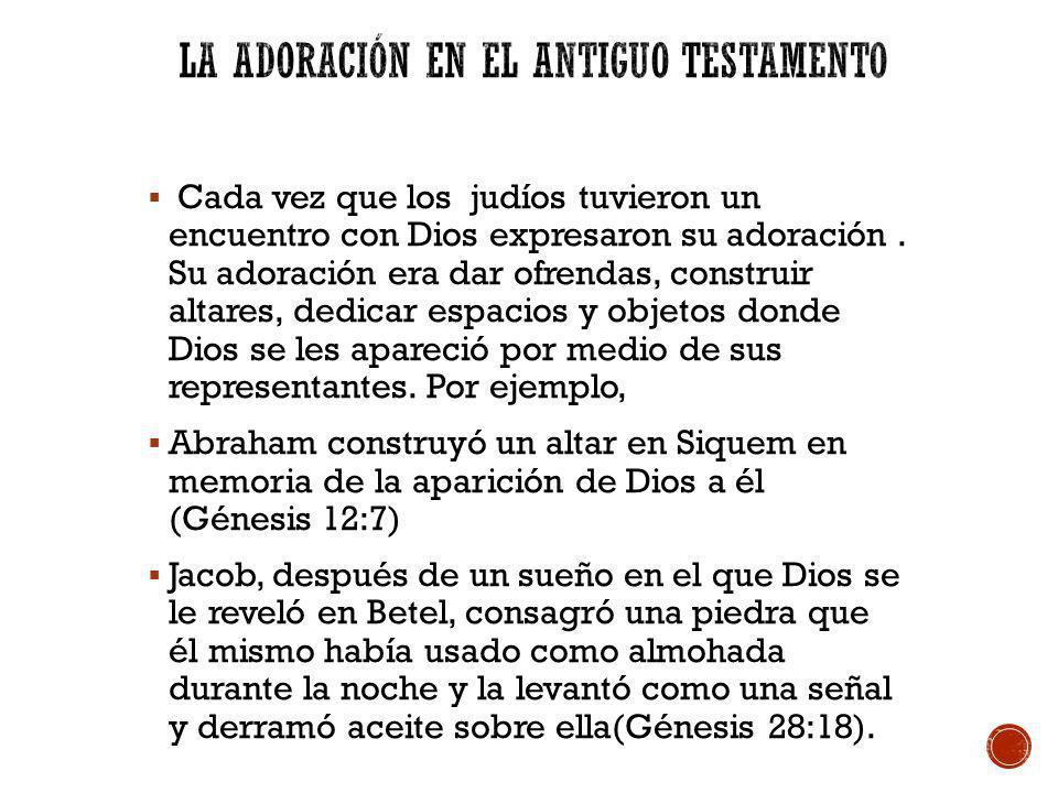 Los sacerdotes y levitas son representantes del pueblo delante de Dios.
