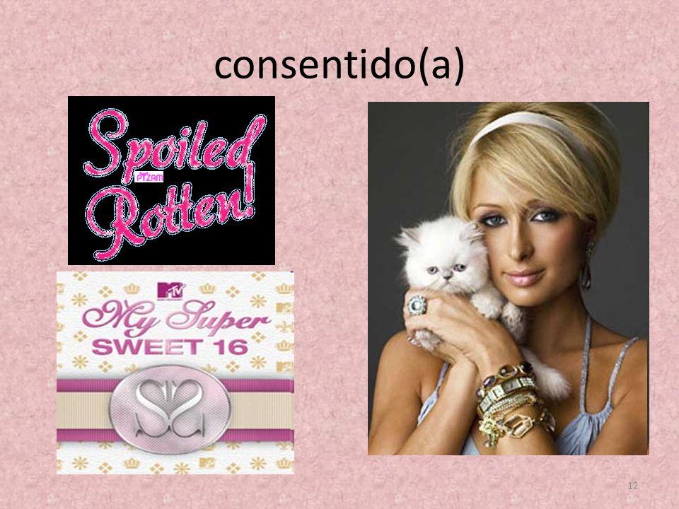 consentido(a) 12