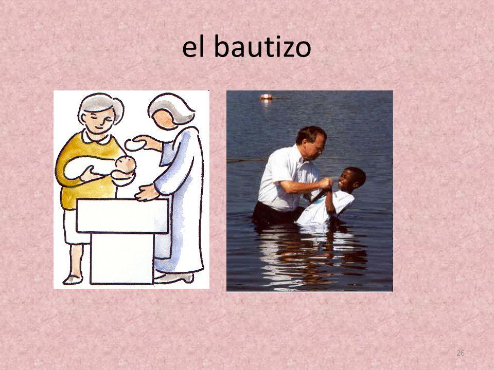el bautizo 26