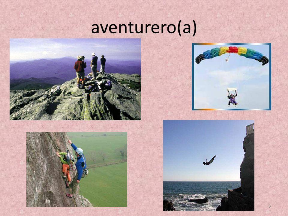 aventurero(a) 3