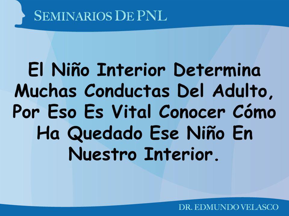 El Niño Interior Determina Muchas Conductas Del Adulto, Por Eso Es Vital Conocer Cómo Ha Quedado Ese Niño En Nuestro Interior.