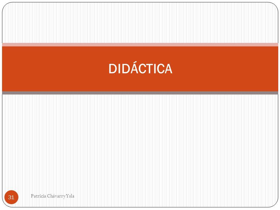 31 DIDÁCTICA
