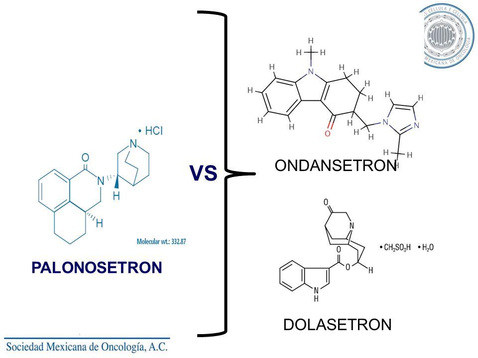 ONDANSETRON DOLASETRON PALONOSETRON VS
