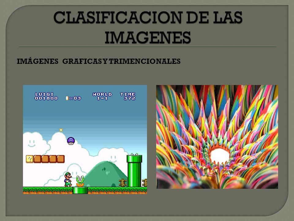 IMÁGENES GRAFICAS Y TRIMENCIONALES