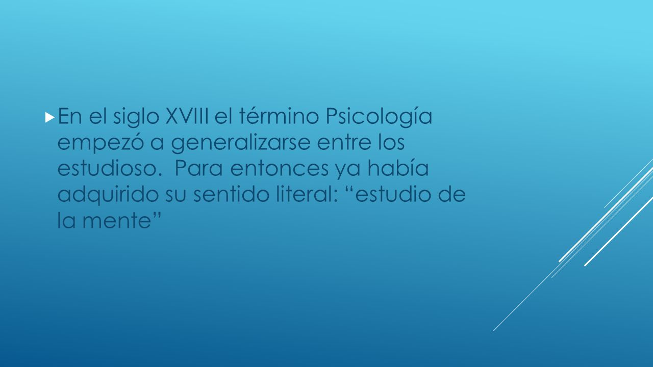 ANTEPASADOS DE LA PSICOLOGÍA FilosofíaFisiología