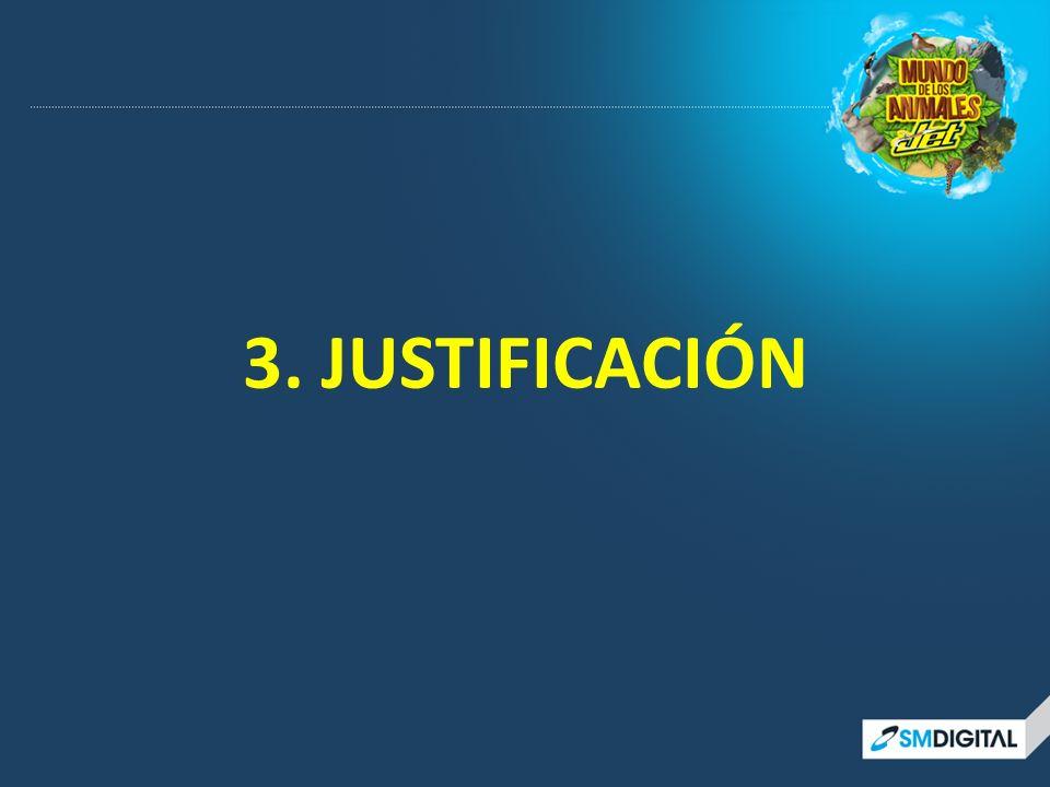 3. JUSTIFICACIÓN