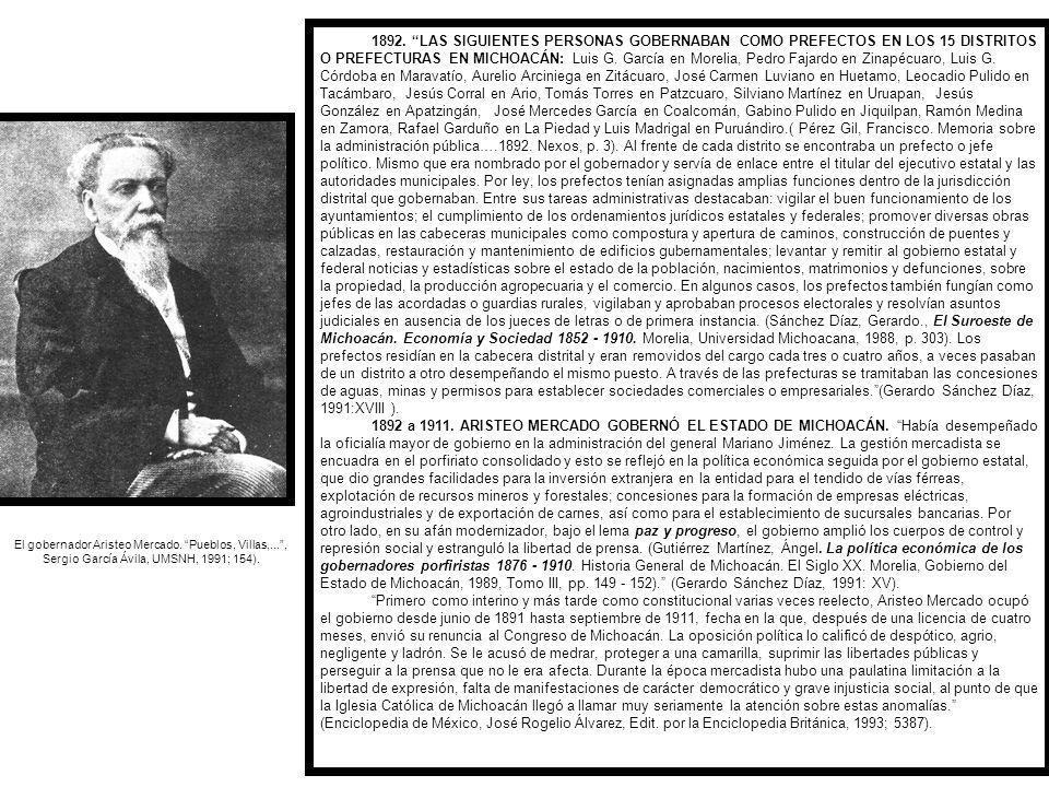 1887, 3 de mayo.POR DECRETO SE ERIGE EL PUEBLO DE ELCARRIZAL DE ARTEAGA.