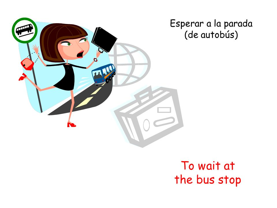 To look for your luggage Buscar el equipaje