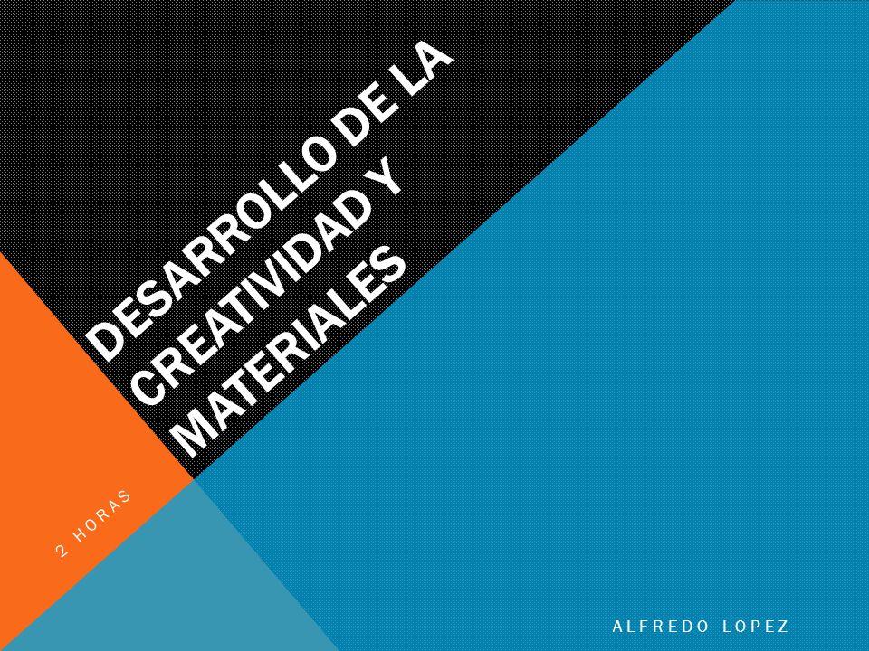 4. DESARROLLANDO LA CREATIVIDAD A TRAVÉS DE LAS ESPECIALIDADES JA.