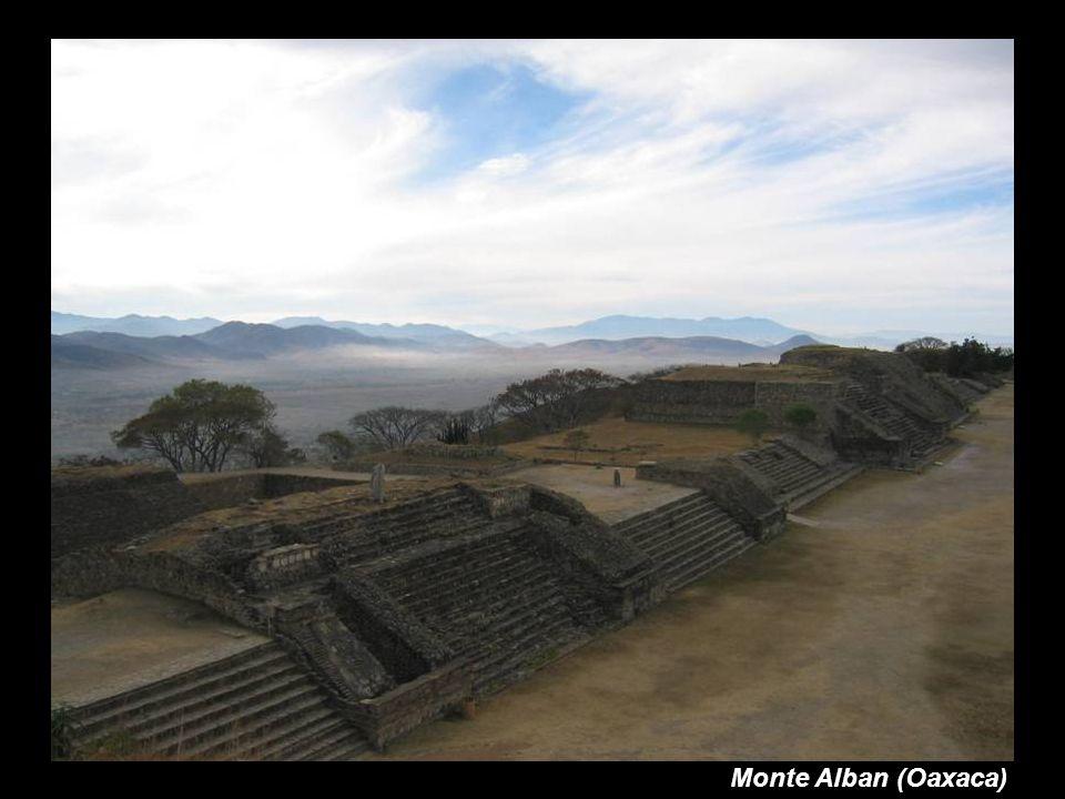 Monte Alban (Oaxaca)