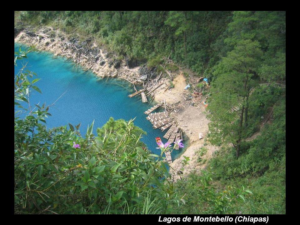 Lagos de Montebello (Chiapas)