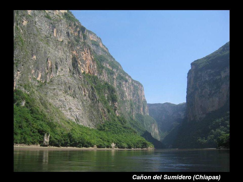 Cañon del Sumidero (Chiapas)