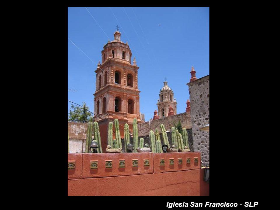 Iglesia San Francisco - SLP