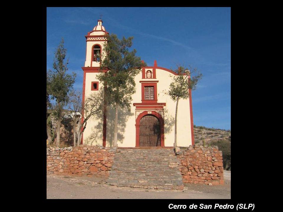 Cerro de San Pedro (SLP)