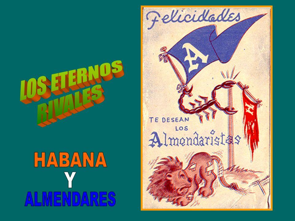 ESOS ERAN LOS CUATRO EQUIPOS PROFECIONALES HASTA EL 1959