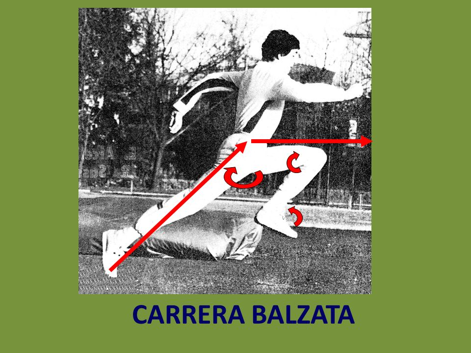 CARRERA BALZATA