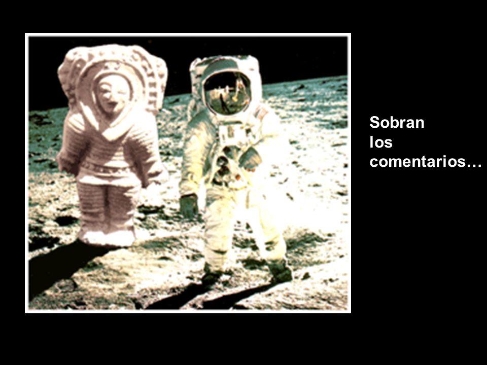 Esta escultura precolombina de arcilla se encuentra en el Museo de Culturas Aborígenes de Quito, Ecuador. ¿A qué se le parece?