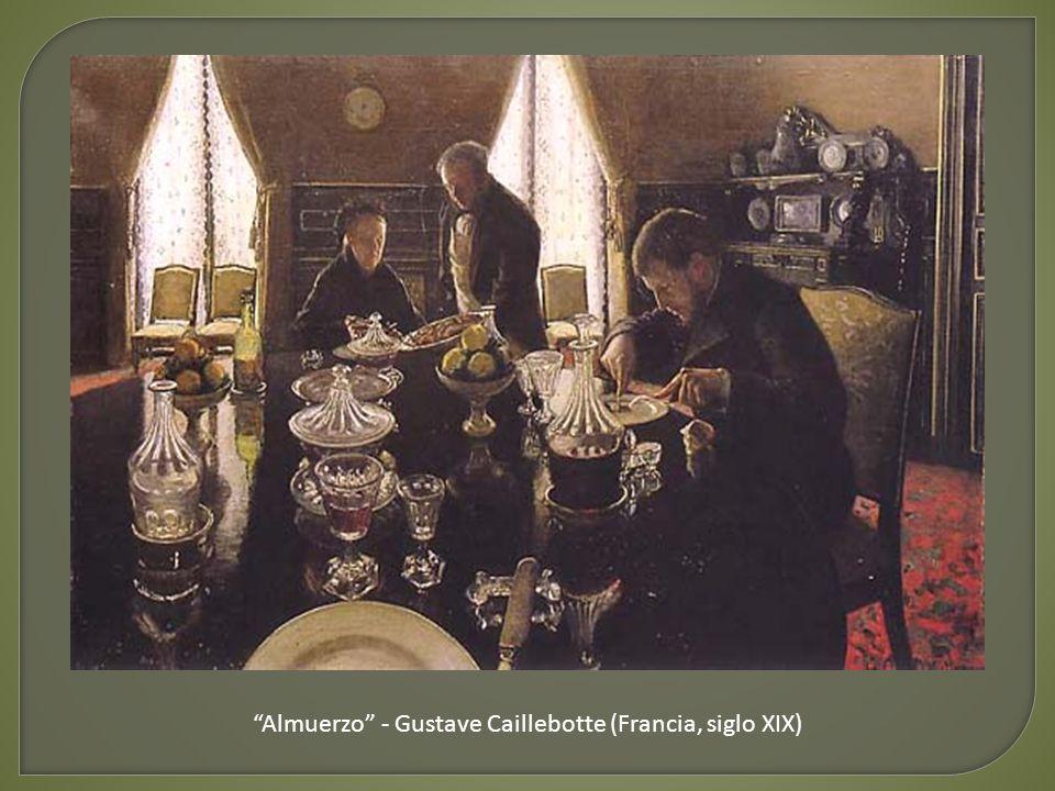Desayuno - Elizabeth Paxton (EE.UU., siglo XIX)