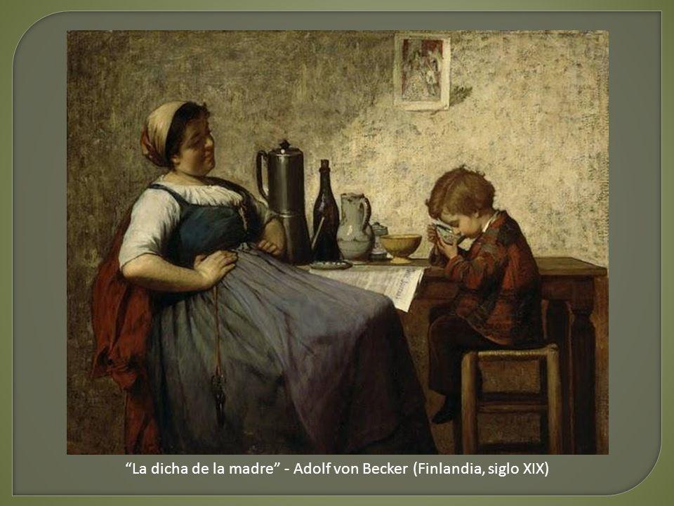 Almuerzo con Otto Beuzon - Peder Severin Kroyer (Noruega, siglo XIX)