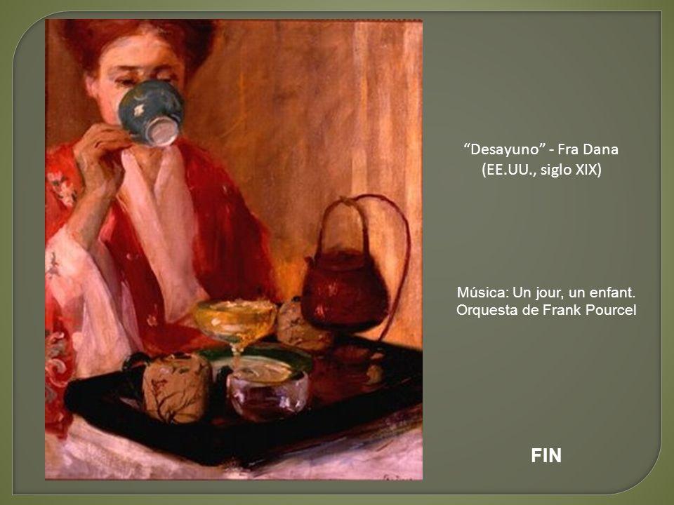 Pan fresco - Loren Entz (EE.UU., siglo XXI)