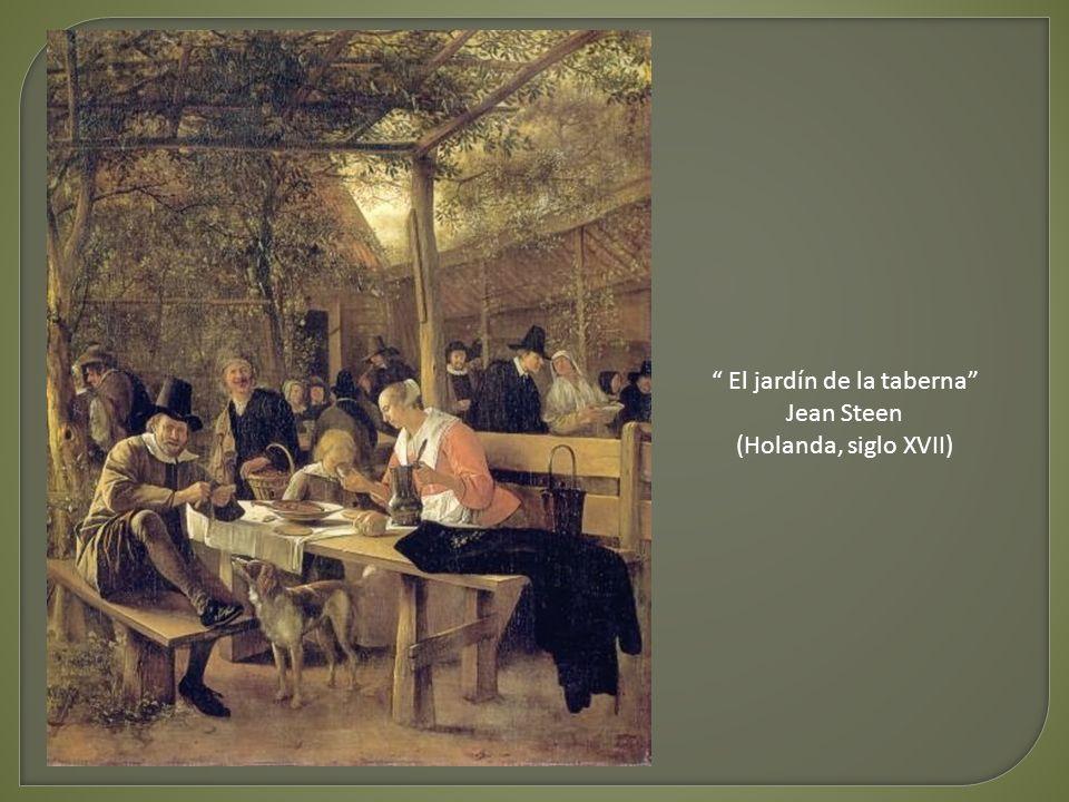 El comedor - Berthe Morisot (Francia, siglo XIX)