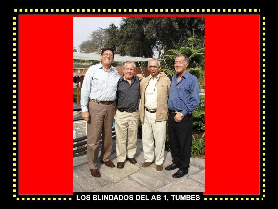 COMPAÑEROS DEL CUARTO 6 FORT COLOMA