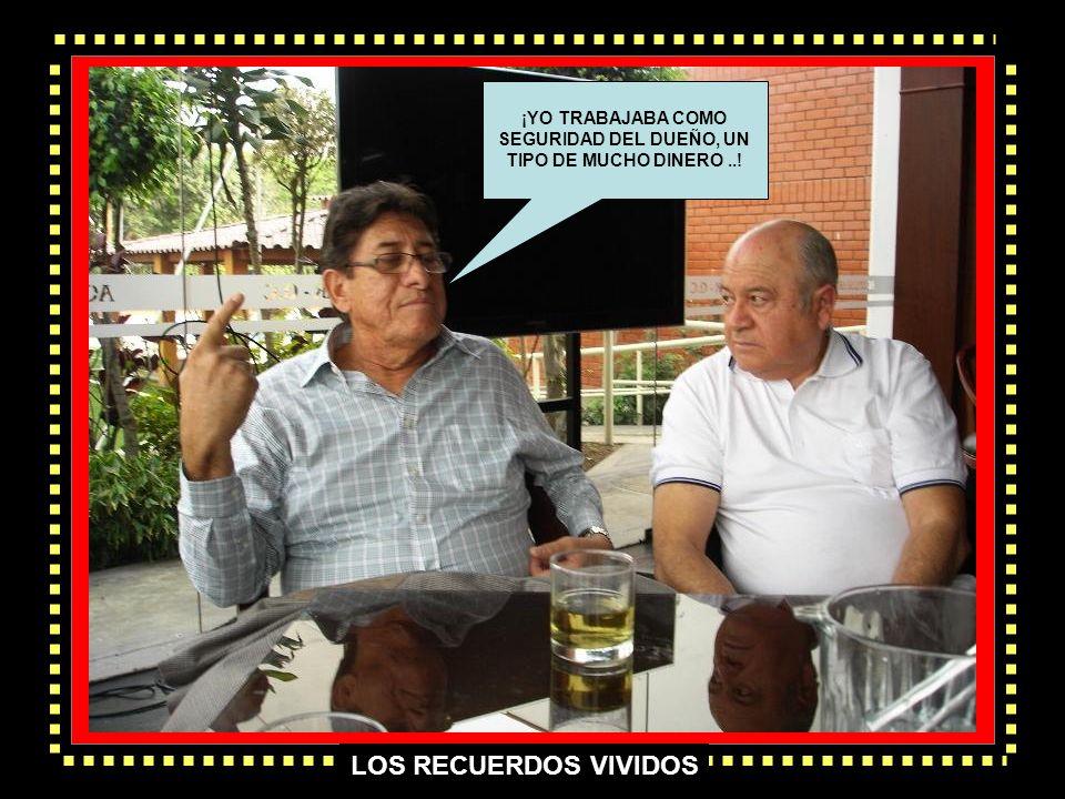 LOS RECUERDOS DE ANTAÑO ¡YO CONOCÍ ESTE LUGAR, CUANDO ERA CHACRA..NO HABÍA NADA!
