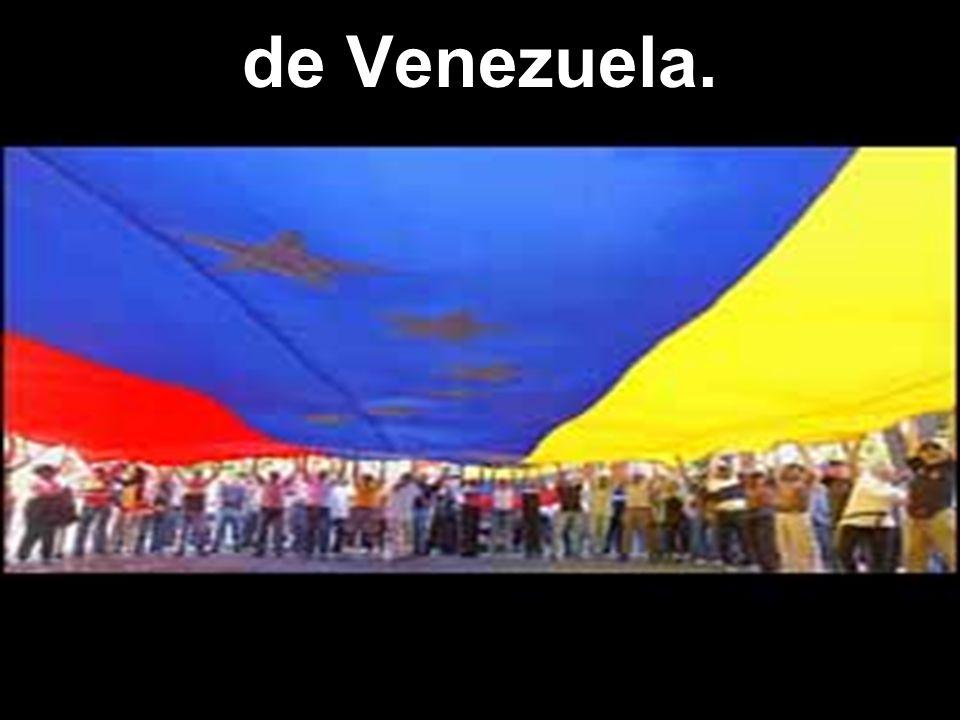 de Venezuela.