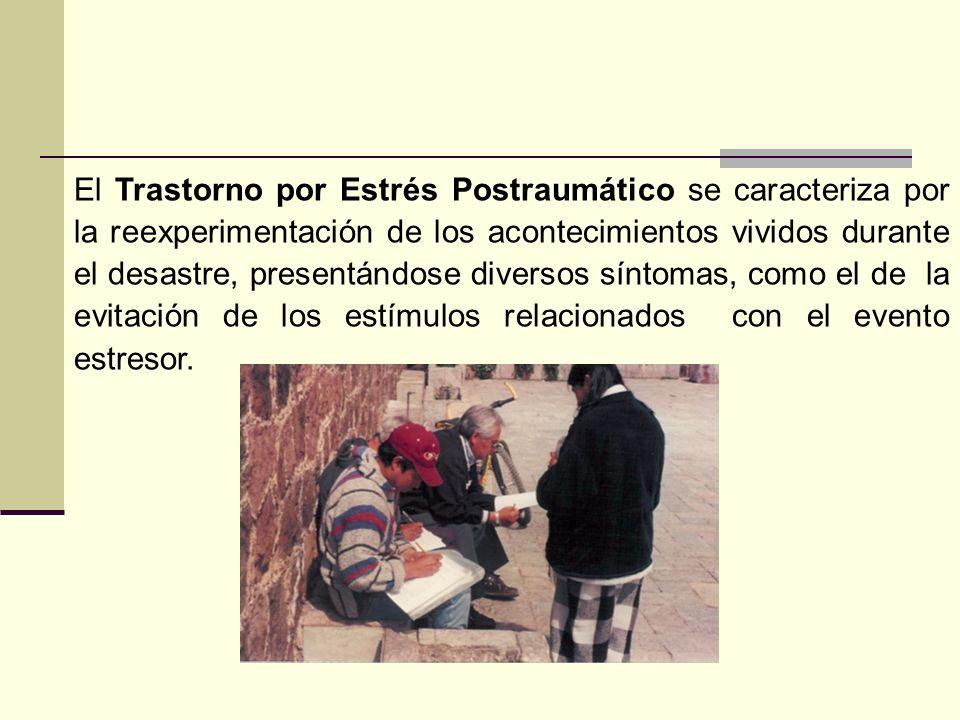 Restricción en la vida afectiva (p.