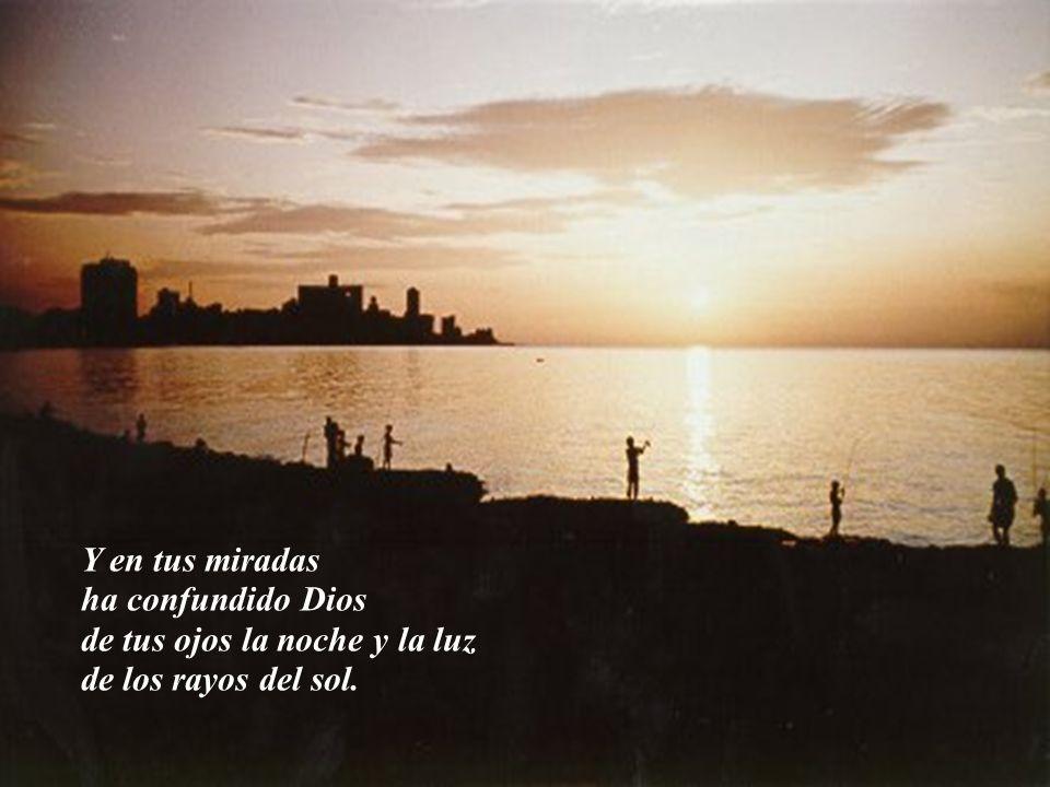 Fuego sagrado guarda tu coraz ó n, el claro cielo su alegr í a te dio.