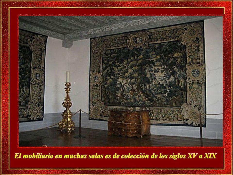 Jardines del Castillo
